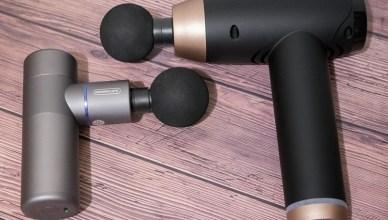 平價按摩槍推薦,雙色USB筋膜按摩槍K6、REMAXLIFE便攜按摩槍