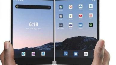 微軟首款安卓雙螢幕手機 9月上市