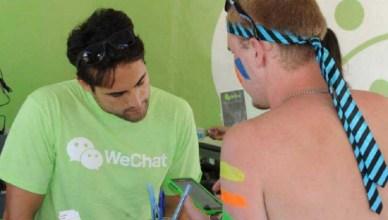 逾9成用戶寧換手機也要用WeChat