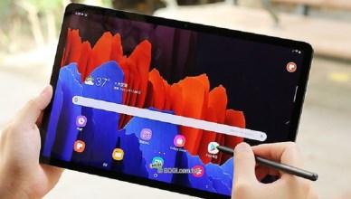 三星5G平板Galaxy Tab S7與Tab S7+5G 台灣8月底上市