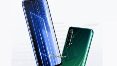 萬元出頭、平價5G手機 realme X50台灣8月初上市