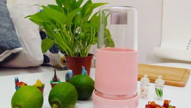 SANSUI 山水少女系鮮榨隨行杯果汁機,讓你輕鬆攜帶、要喝就有