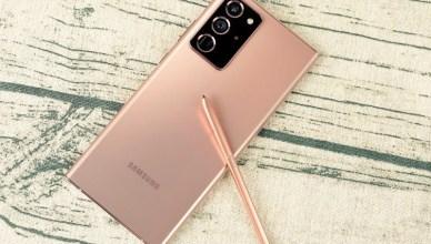 帶著 Samsung Galaxy Note20 Ultra 5G,你也可以邊玩邊拍邊工作!