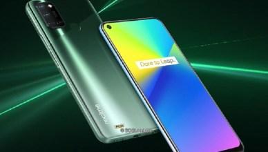6.5吋realme 7i發表 NFC版realme 7同步亮相