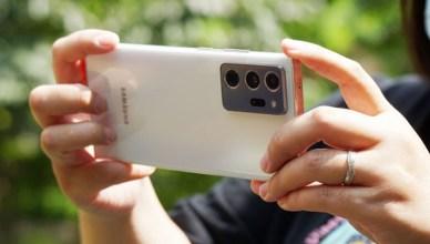 三星 Galaxy Note 20 Ultra 5G開箱評測,S Pen體驗再進階,專業影片模式讓手機化身創作利器!