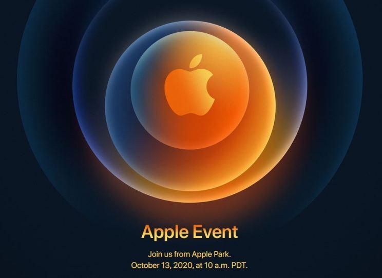 蘋果確定於台灣時間10/14 凌晨 1 點舉辦線上發表會