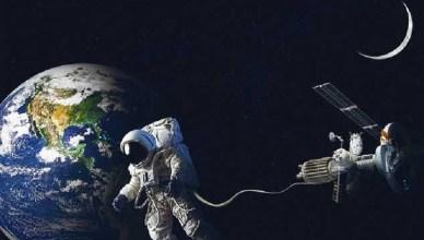 真的可以從外太空聊到行天宮! NASA和諾基亞合作 鋪設4G系統服務