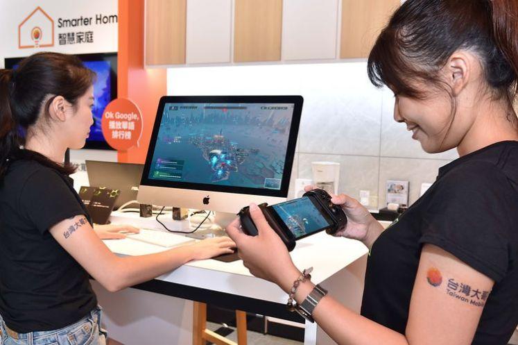 「GeForce NOW聯盟Taiwan Mobile」雲端遊戲服務平台正式上線,台灣大同步公開為玩家獨家打造的5G GFN好速成双專案