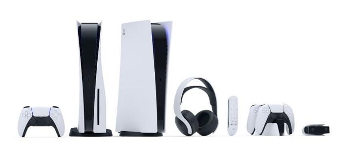 PlayStation 5 主機及周邊配件
