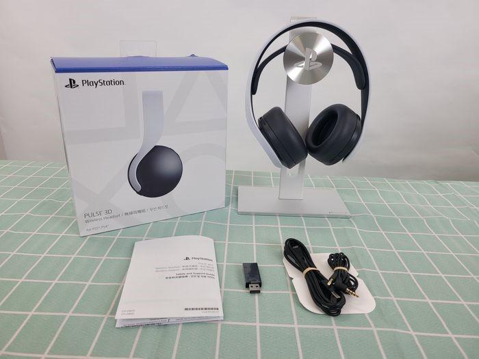 PS5 Pulse 3D無線耳機組