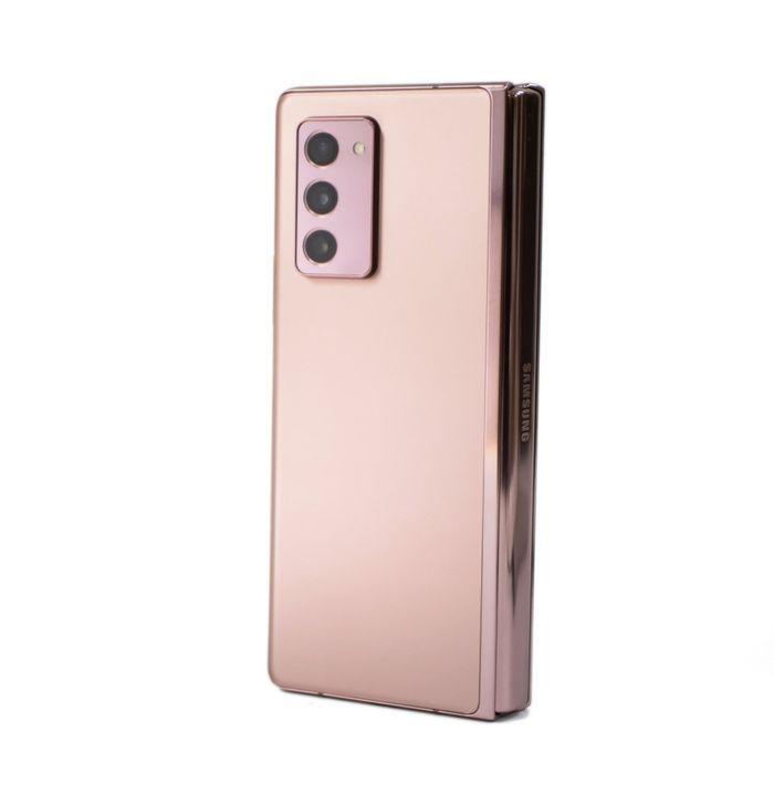 Galaxy Z Fold2 5G 有星霧金與星幻黑兩種配色