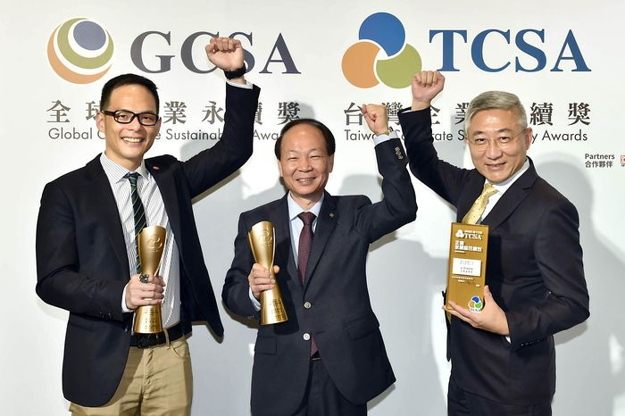 6度獲十大永續典範企業 10項大獎大滿貫 富邦集團囊括26項大獎