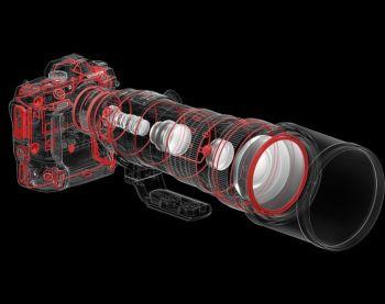 ED 150-400mm PRO備有防塵、防滴和耐寒機構,能夠應付惡劣的拍攝環境