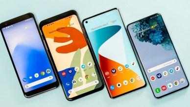2020下半年嚴選 Android 5G手機超值推薦