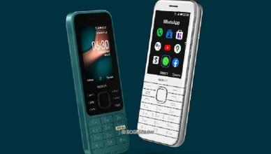 經典手機再復刻!HMD發表新版Nokia 6300 4G與8000 4G