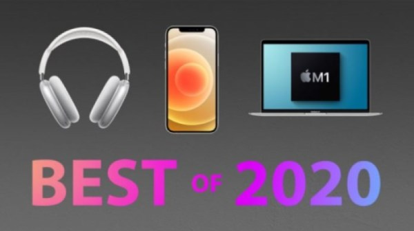 2020年 Apple 五大產品