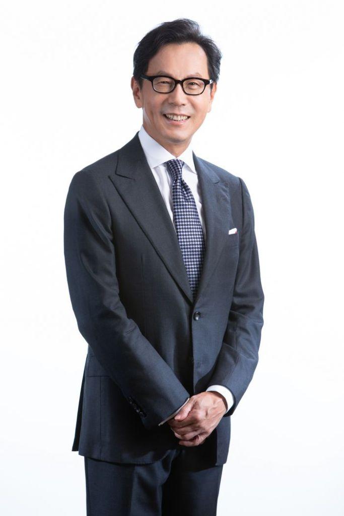 台灣大董事長蔡明忠