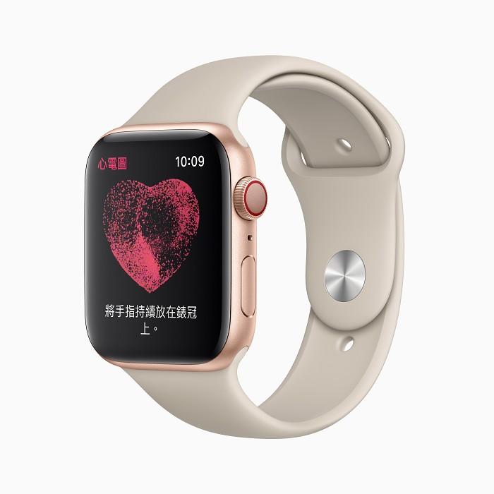 所有心電圖記錄、其相關分類和任何已記錄的症狀都會安全地儲存在 iPhone 上的「健康」app 中
