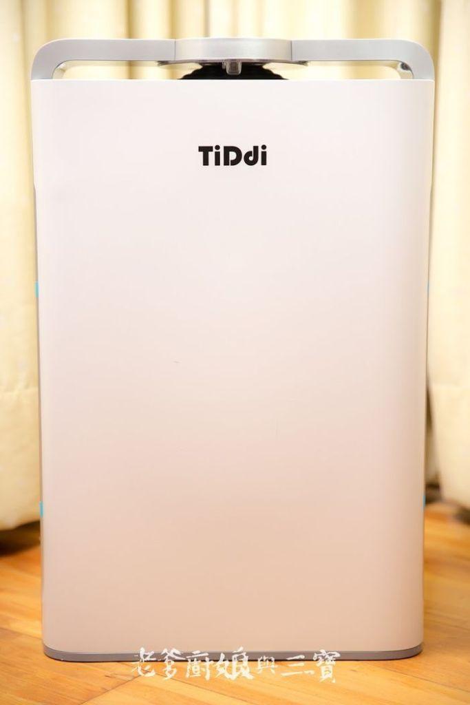 開箱 TiDdi P680 智慧感應即時監控空氣清淨機