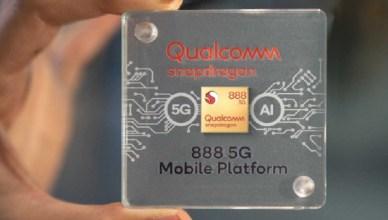 高通最新5G晶片Snapdragon 888以SoC現身 發表會14家手機品牌現身力挺