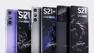 三星傳1月中發表新手機 S21盒裝可能沒充電器與耳機
