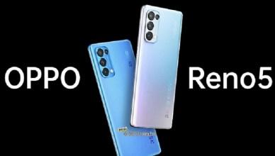 OPPO Reno5系列5G手機提升人像錄影 Reno5+預計月底發表