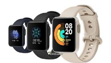 小米手錶Mi Watch Lite發表 1.4吋螢幕配5ATM防水