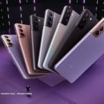 台灣大本周五開賣三星5G Galaxy S21旗艦機