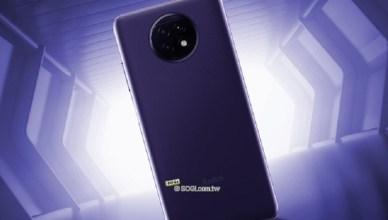 紅米5G新機Note 9T線上1/8發表 外型設計與重點規格疑洩