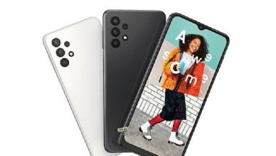 三星發表平價5G手機Galaxy A32 全新平整化機身將套用未來A系列產品