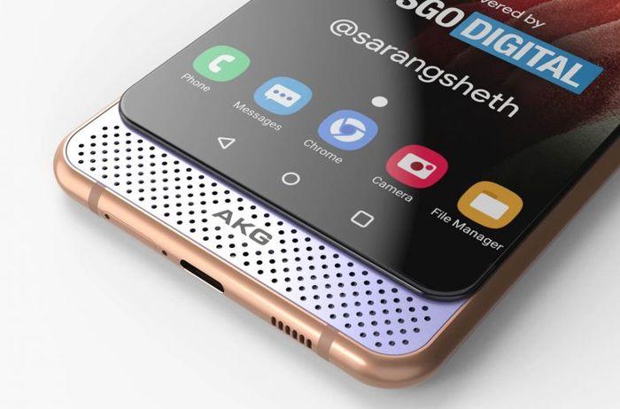 所有高端 Galaxy 智慧型手機均配備了高質量的 AKG 聲音技術
