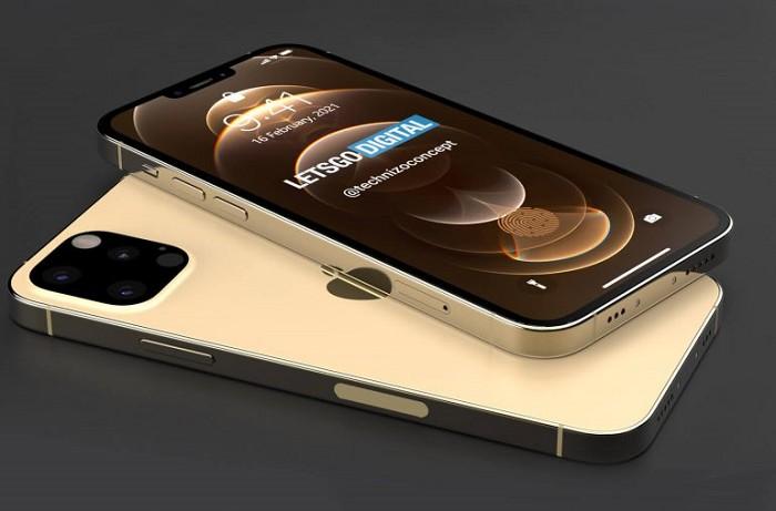 iPhone 13 Pro 的相機將升級,並有新的螢幕顯示介面
