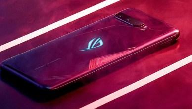 華碩最新一代電競手機 ROG Phone 5 規格曝光!和前一代有什麼差異,比給你看