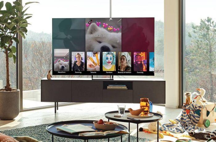 Samsung 2021電視系列:Micro LED、Neo QLED電視