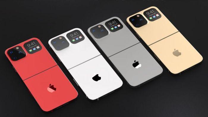 預計2021年翻蓋式智慧型手機