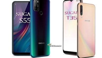 4G糖果手機SUGAR S55與T35即日上市