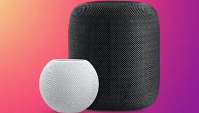 HomePod and Mini