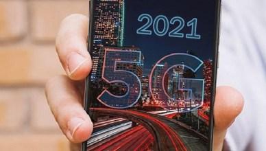 2021萬元5G手機推薦,高CP值、功能、外型大螢幕5G手機!