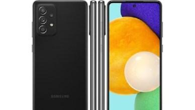 三星A52 5G手機電商搶先曝光 S750搭配64MP四鏡頭