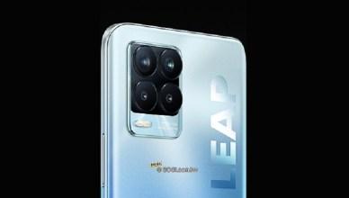 realme手機導入1億畫素鏡頭 8 Pro將採用三星HM2感光元件