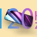 iPhone 13 Pro 將支援120Hz螢幕更新率,全系列將有更窄的瀏海和更大的電池容量