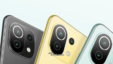 5G纖薄手機小米11 Lite 台灣最快5月就會上市
