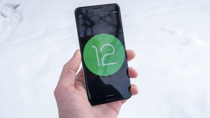 Android 12 作業系統