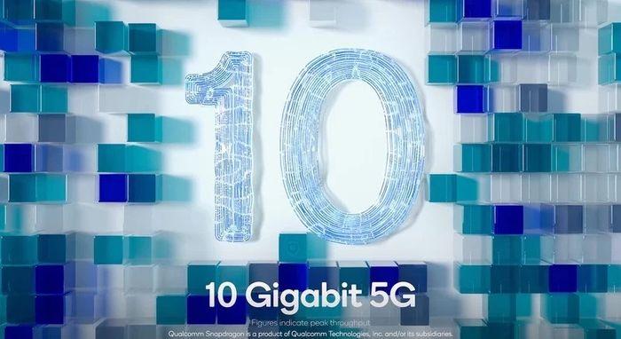 全球首個10兆5G調製解調器和天線