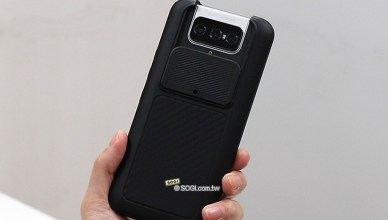 犀牛盾持續與華碩合作 Zenfone 8系列手機殼同步開賣