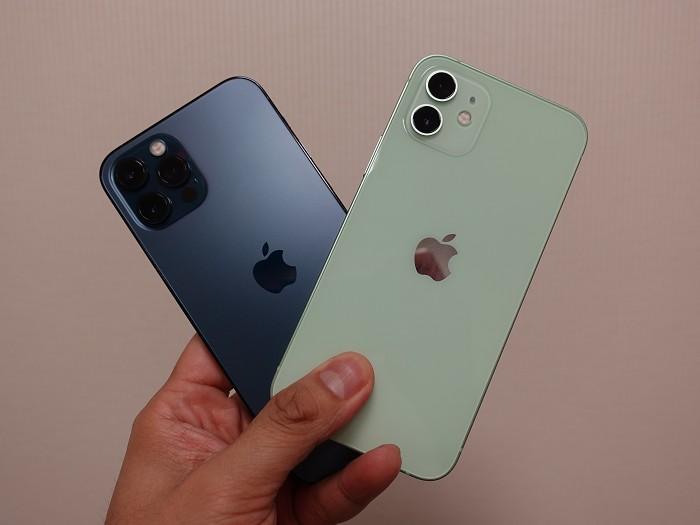 iPhone 12系列在2021第一季全球手機銷售佔據前三名