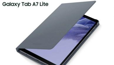 三星將推出平價的入門款平版電腦 Galaxy Tab A7 Lite