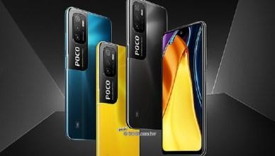 POCO發表M3 Pro 5G 台灣未來有望上市