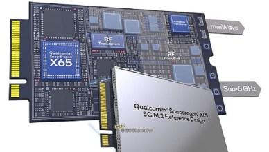 加速5G終端普及!高通發表全球首個10Gbps 5G M.2參考設計