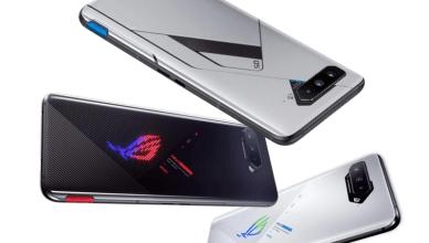 開箱 ASUS ROG Phone 5 尊爵不凡的最強電競手機,擁有光劍影般的霸氣5G手機!